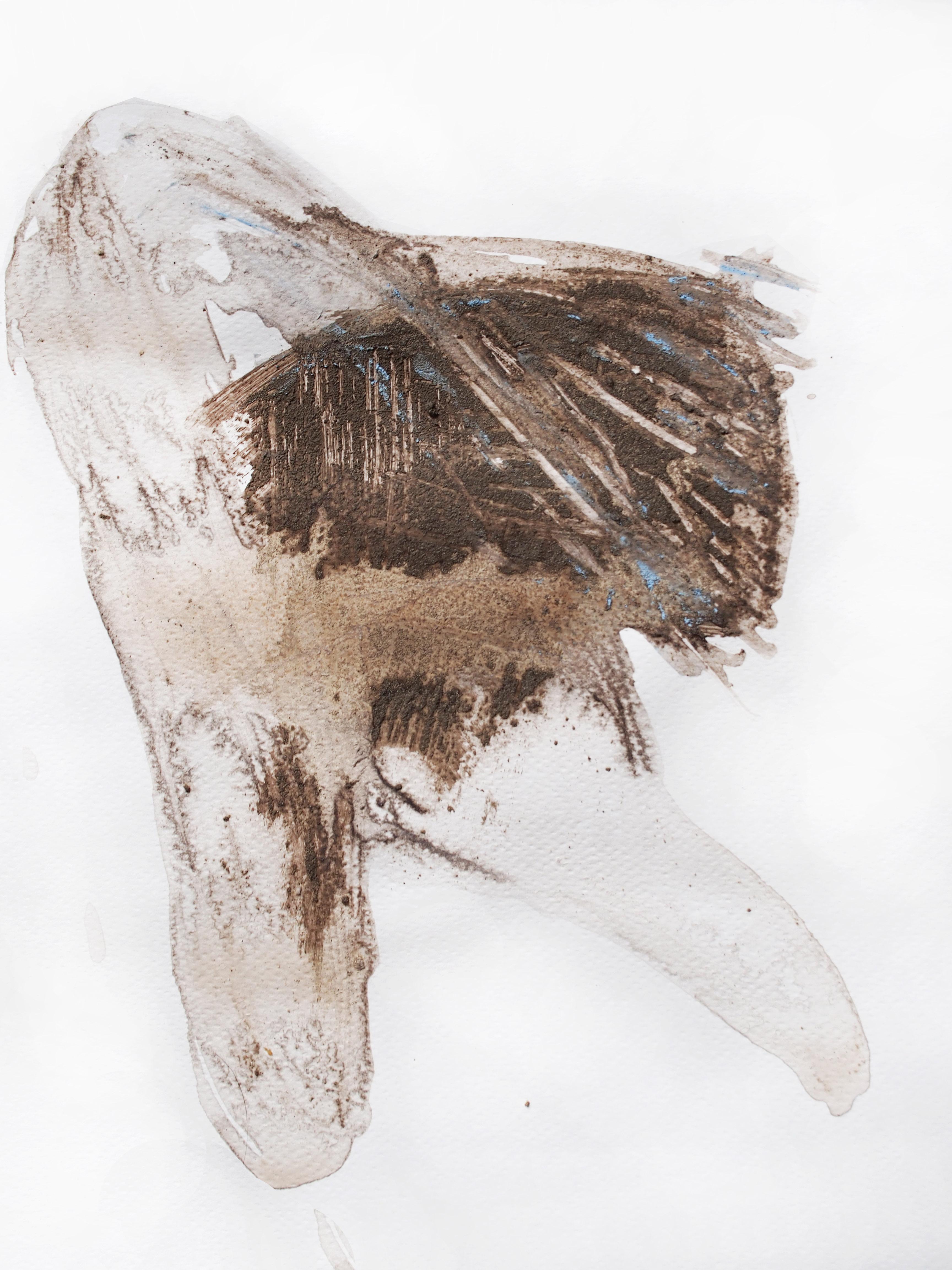 Urwesen/ 30 cm x 40 cm / 2018